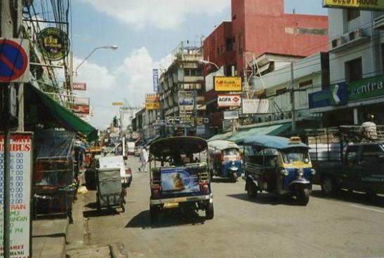 Thailand 5 - Khao San Rd