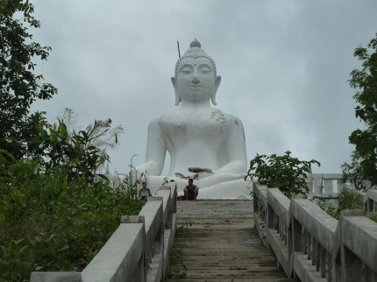 white-buddha