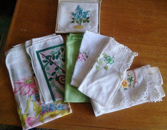 Cloth hankies