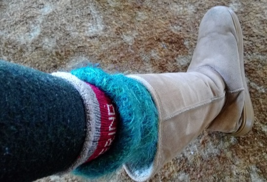 feet warmers